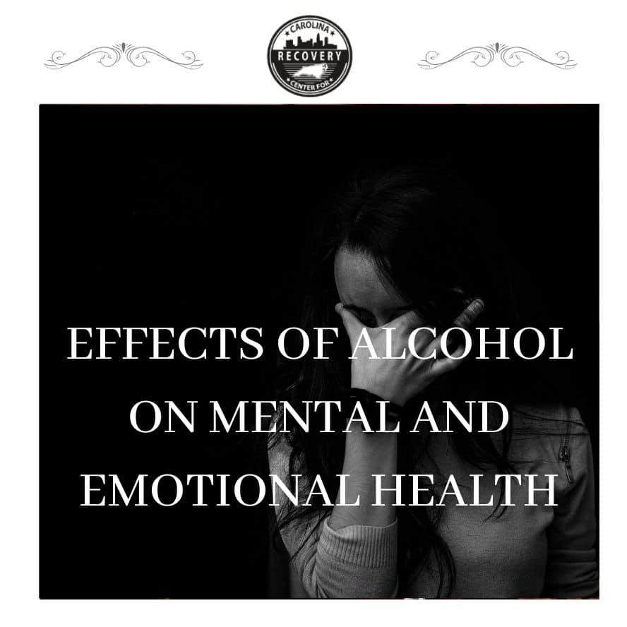 The Effects of Alcohol on Emotional and Mental Health