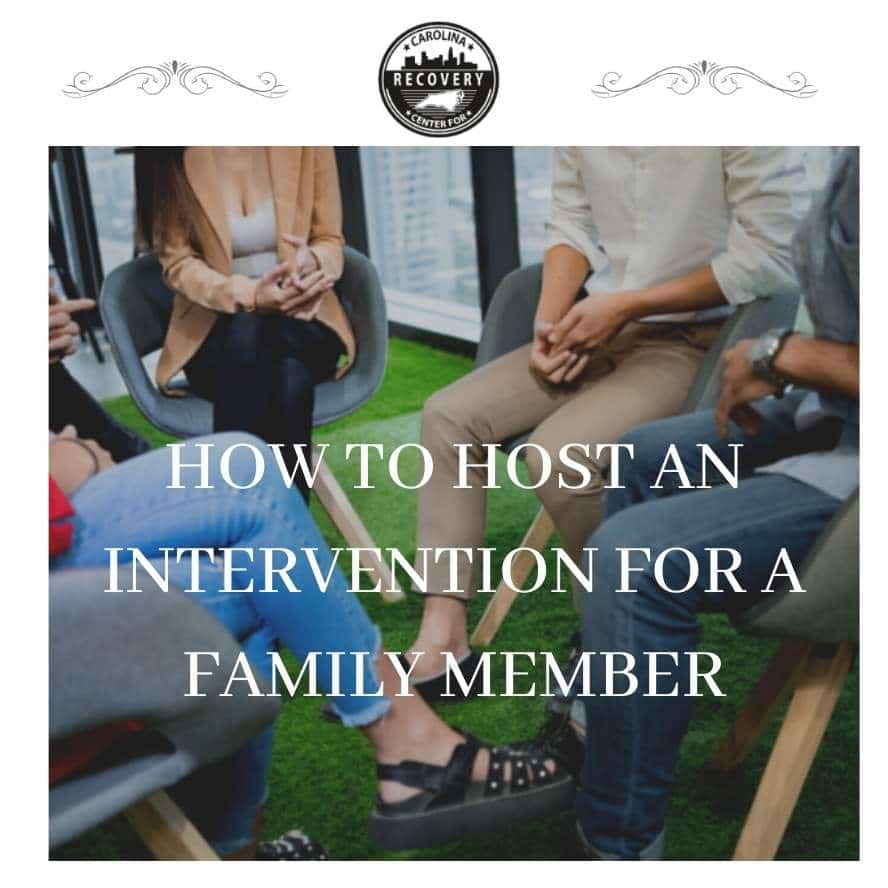 How to Host an Intervention for a Family Member