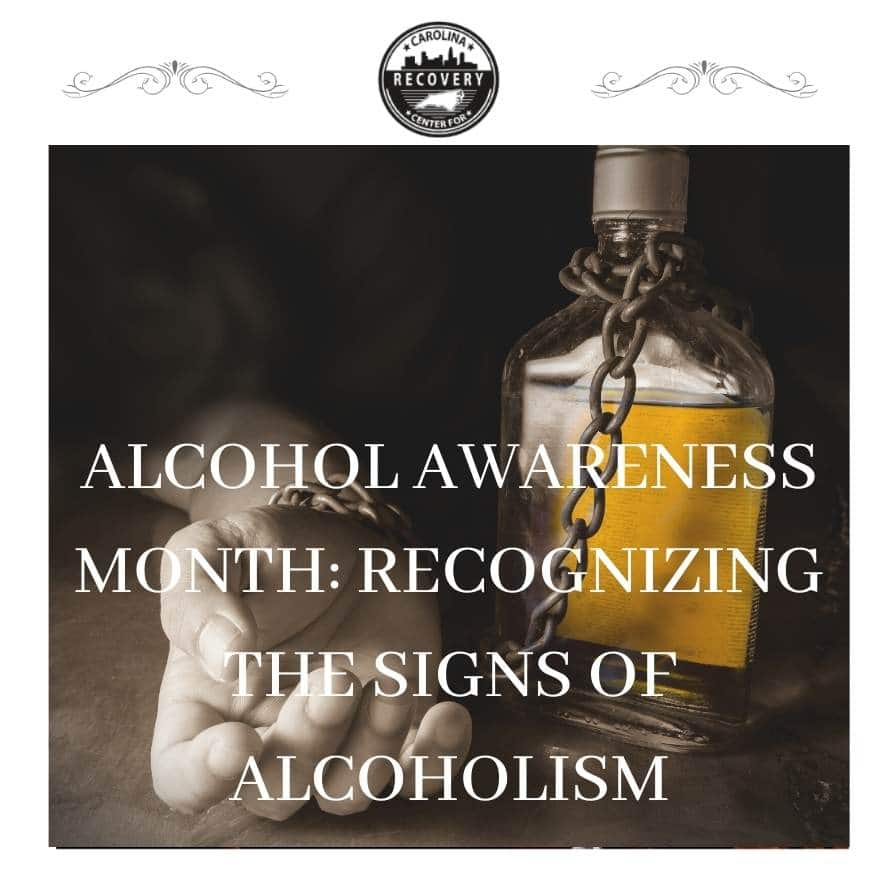 Alcohol Awareness Month: Recognizing The Signs of Alcoholism