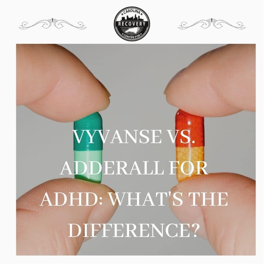 Vyvanse vs. Adderall for ADHD: What's The Difference?